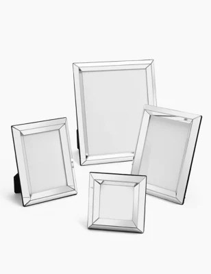 mirror photo frame 8x10 inch