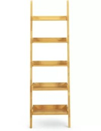 Step Ladder Shelving - Natural | M&S