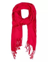 Lightweight Pashmina Scarf with Wool | M&S Collection | M&S