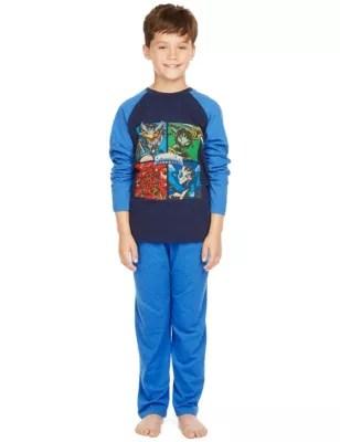 skylander pyjamas 3 10