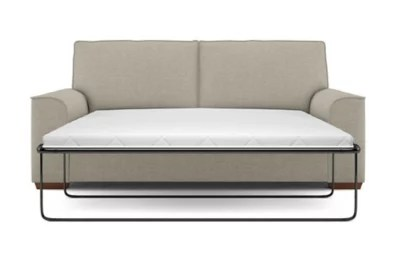 loft charcoal sofa bed what to do with old leather beds fabric corner m s nantucket large sprung