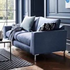 Sofa Express Isle Of Man Usado Para Vender Em Londrina Sofas Armchairs Leather Fabric M S Adwell Blue In Living Room