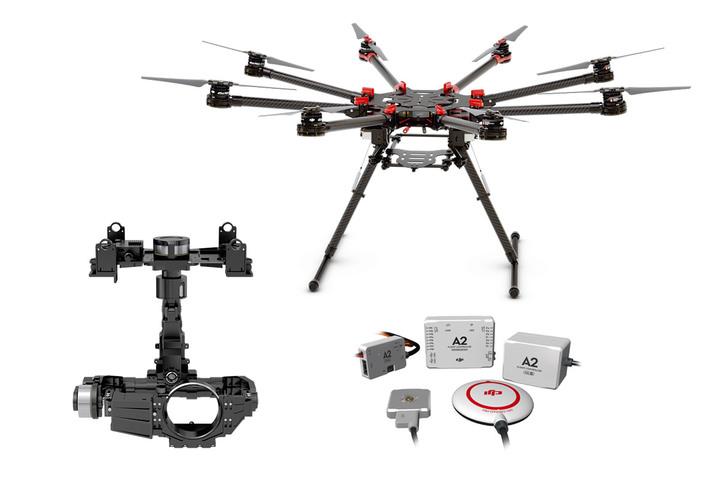 Buy Spreading Wings S1000+ + A2 + Zenmuse Z15-5D III (HD