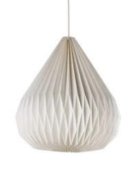 Paper Ceiling Lamp Shades | Integralbook.com