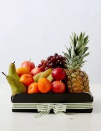 Red fruit bowl   Shop for cheap Home Accessories and Save ...