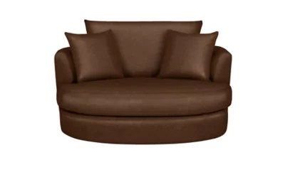 snuggle sofa and swivel chair fix cushions snuggler sofas recliner chairs love seats