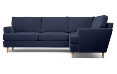 really small corner sofas enzo sofa bed with storage review copenhagen right hand m s