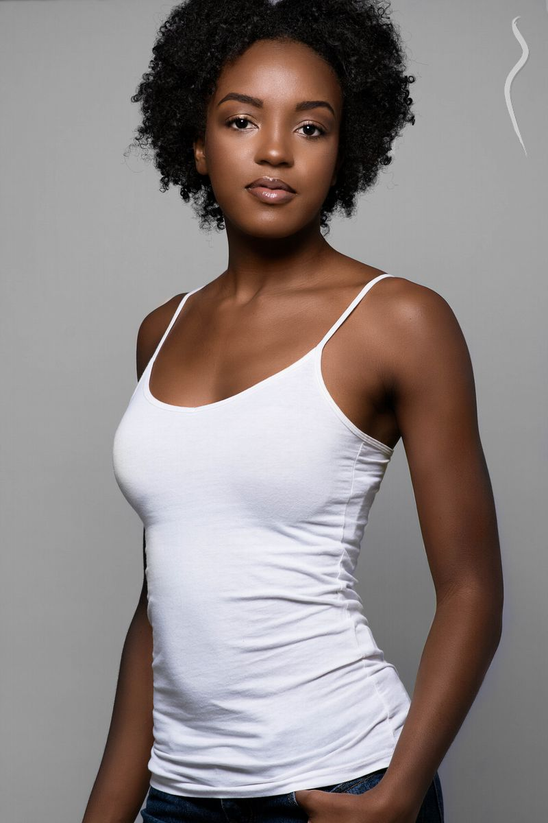 Abyssinia Campbell - a model from United States   Model Management