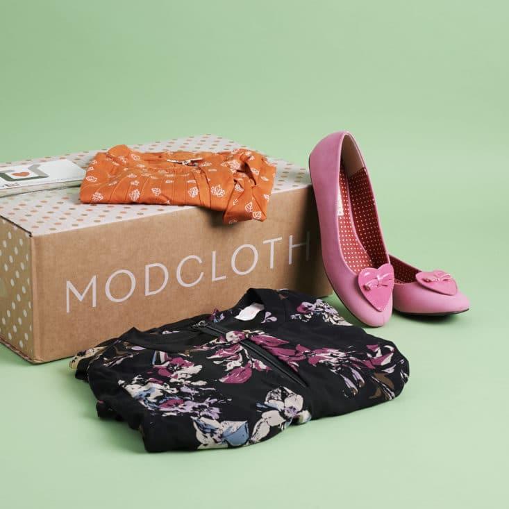 modcloth stylish surprise
