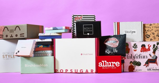 Image result for subscription boxes image free