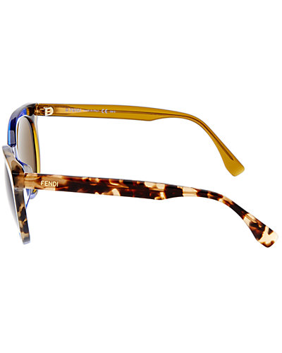 Fendi sunglasses seen on Trendy Wendy