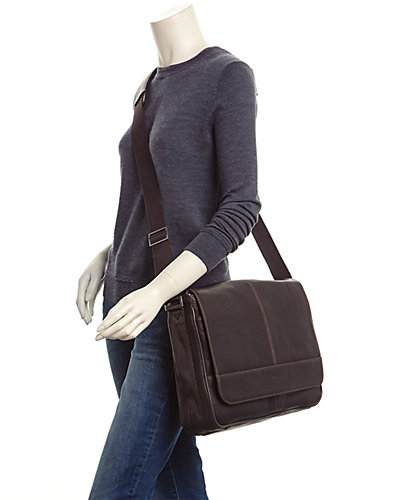 Access Hollywood Kenneth Cole Reaction Risky Business Messenger Bag