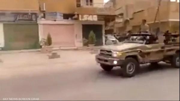 الجيش الليبي , معارك بنغازي , الأزمة الليبية , خليفة حفتر , محاربة الإرهاب