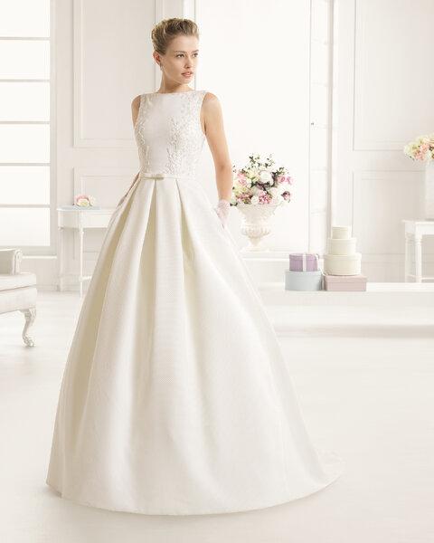 Anmutige Brautkleider mit BateauAusschnitt 2016 Zeigen Sie Ihre zarte Seite und Ihren