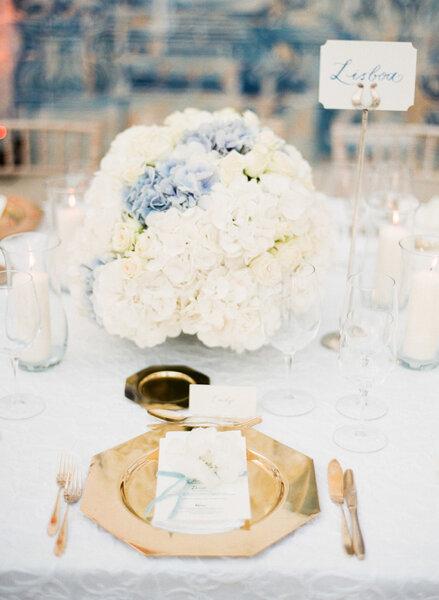 Die eleganteste Blumendekoration fr Ihre Hochzeit  Wie