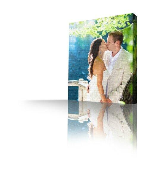 Myposterde Ihr schnstes Hochzeitsfoto auf einer Leinwand