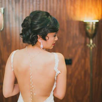 65 atemberaubende Brautfrisuren Edel vom Ansatz bis zur Spitze