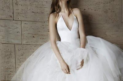 Geniale Brautkleider fr die mollige Frau 2016