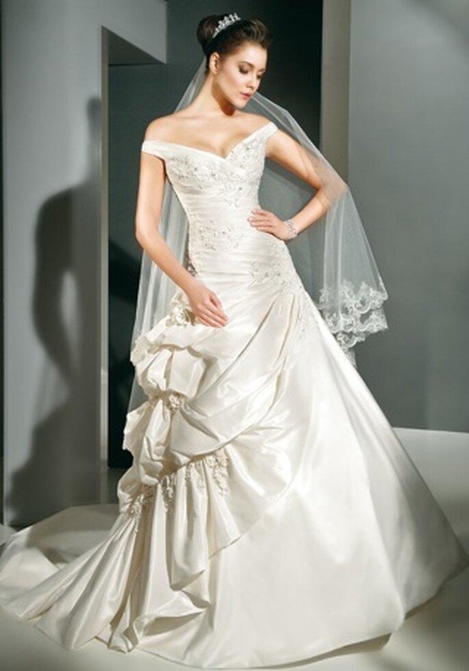 Hochzeitskleider fr groe Brste