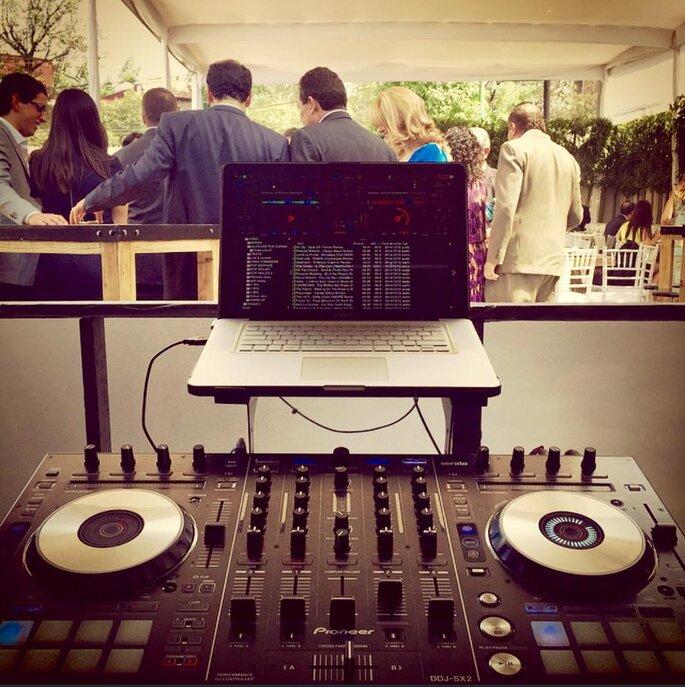 Los 14 mejores DJs para tu boda en la Ciudad de Mxico