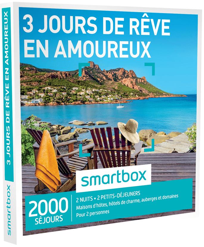 Smartbox 3 Jours De Reve : smartbox, jours, Casse-tête, Cadeau, Mariés:, Notre, Sélection, Coffrets, Smartbox, L'occasion