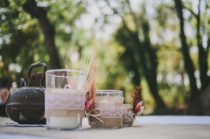 9 unentbehrliche Elemente fr Ihre DIY Hochzeitsdekoration