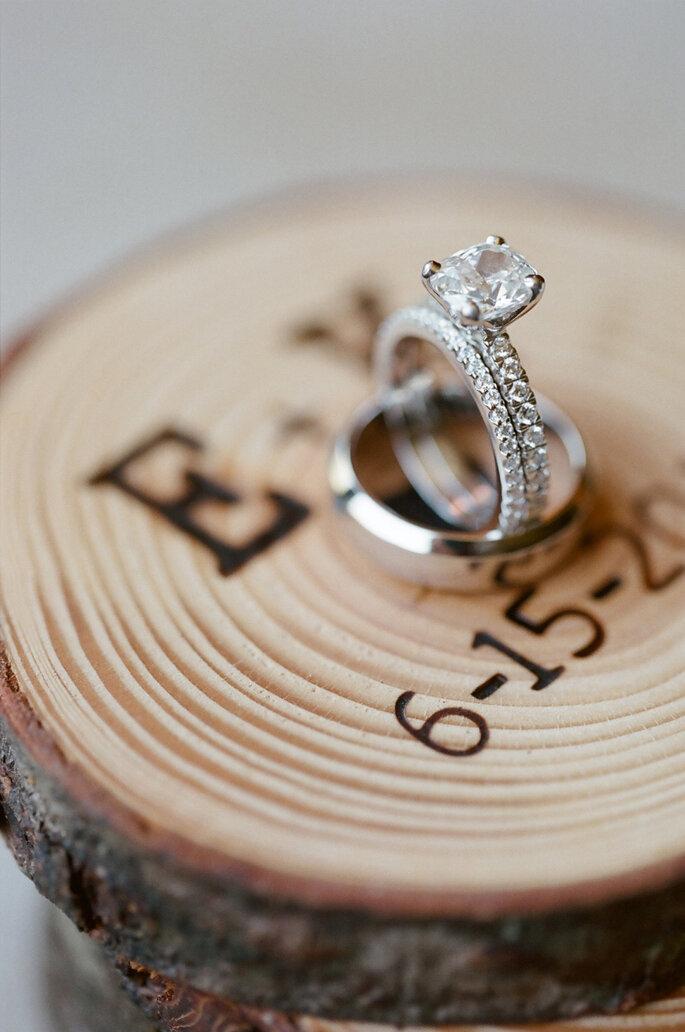El significado de las piedras preciosas del anillo de compromiso - Foto-Carrie Patterson Photography