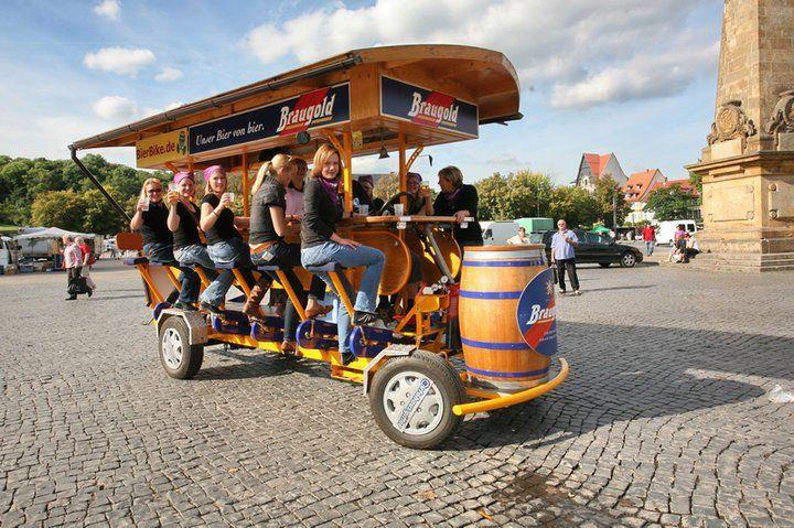 BierBike Erfurt  Bewertungen Fotos und Telefonnummer