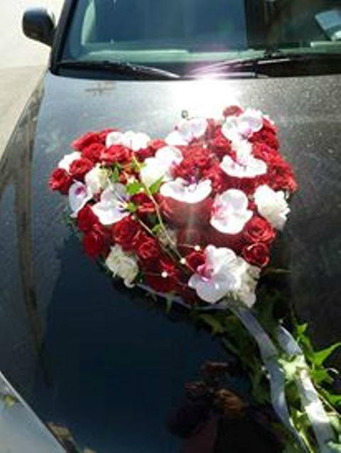 Blumen Christl  Hochzeit