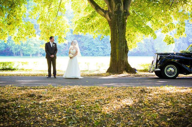 Hochzeit mit hauseigenem Flugplatz  So romantisch sind