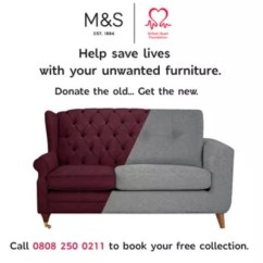 Sofa Express Isle Of Man Leather Sofas Dallas Texas Home Furniture Bedroom M S With Information About The British Heart Foundation Partnership