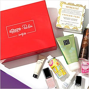 Allure x Rue La La Beauty Box Trendy Wendy deals