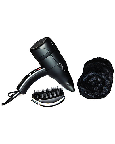 hairdryer set seen on Wendy Williams deals ruelala
