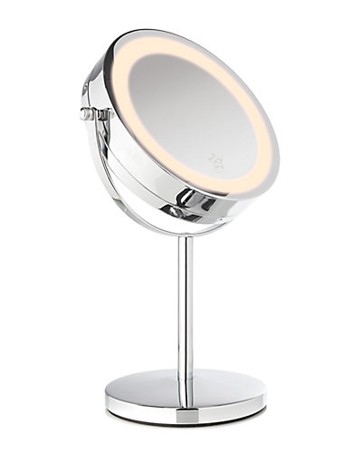 lighted makeup mirror seen on Wendy Williams deals ruelala