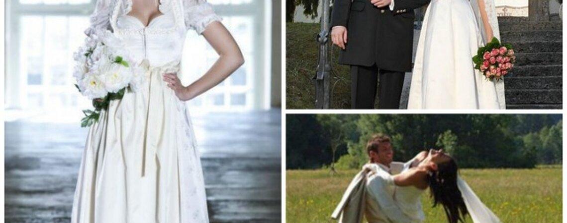 Trachtig heiraten in Salzburg  hier finden Sie das passende Brautkleid