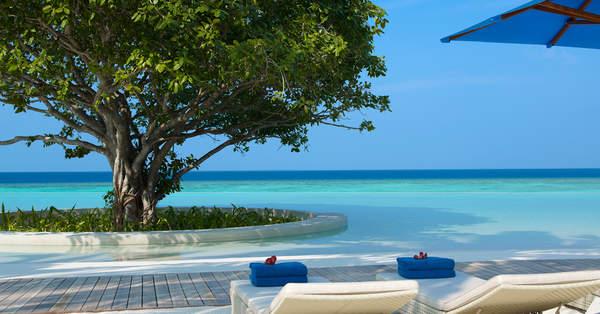 Die besten Hotels fr Flitterwochen auf den Malediven