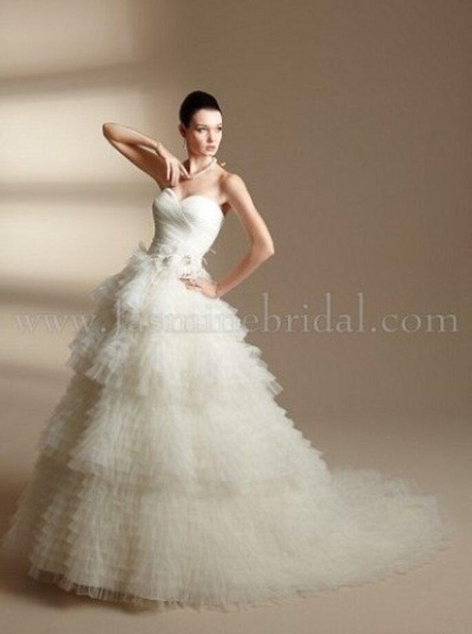 Jasmine Bridal  das auergewhnliche Label fr Brautmode