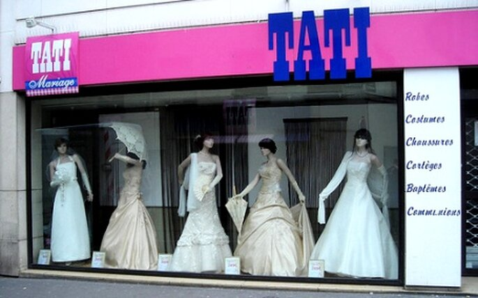 robes de mariee tati mariage 2010 a l