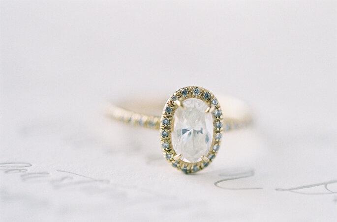 El significado de las piedras preciosas del anillo de compromiso - Foto-Jose Villa