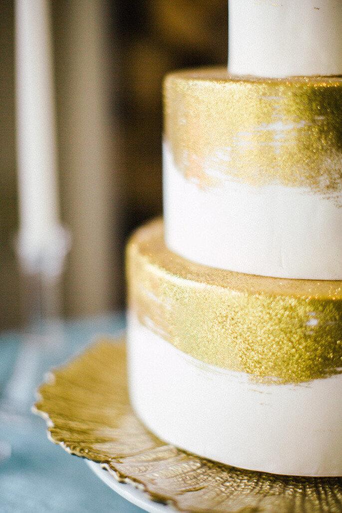 Tarta de boda.
