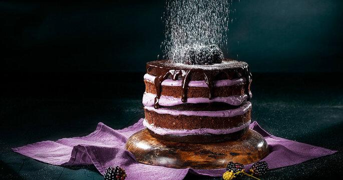 Drip Cake El Pastel De Bodas Que Gotea Creatividad Y