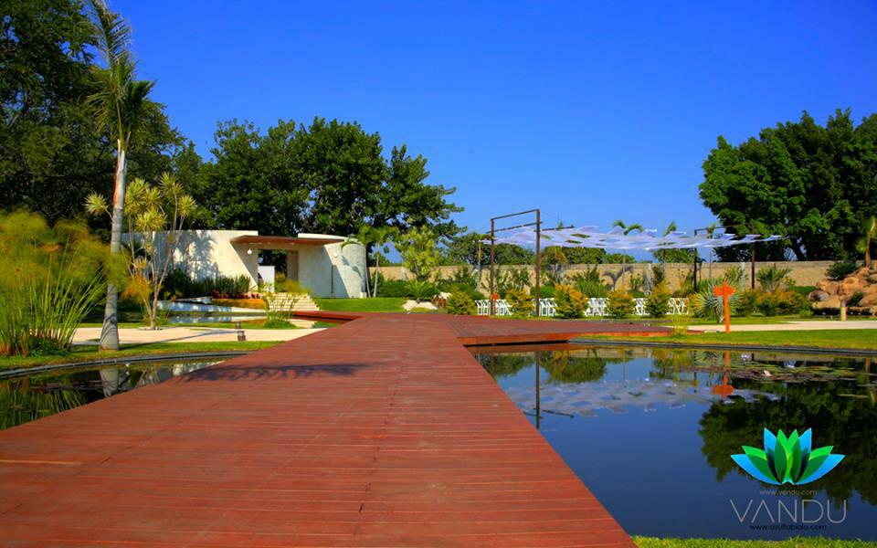 Jardin Vandú  Bodas