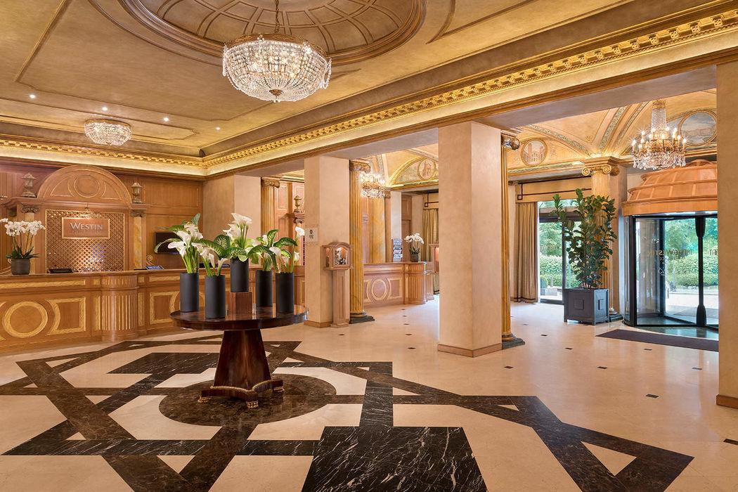 The Westin Palace Milano  Recensioni foto e telefono