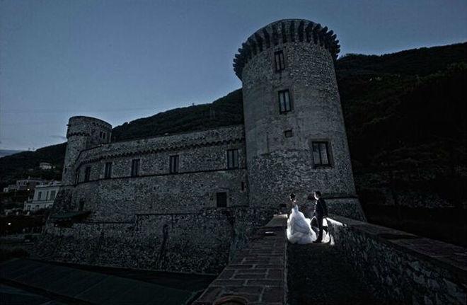 Castello Medioevale Sorrento Coast  Castellammare di