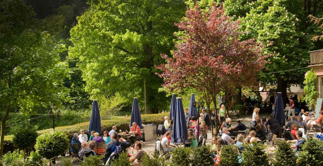 Waldrestaurant St Ottilien  Bewertungen Fotos und