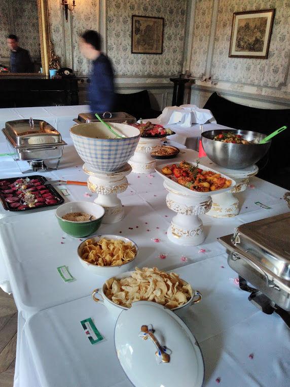 Ch VEGara  veganes  revolutionres Catering