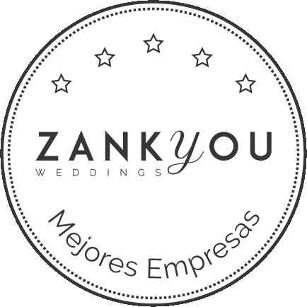 Recomendado por Zankyou Bodas