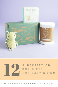 12 Baby Shower Subscription Box Gift Ideas for New Moms ...