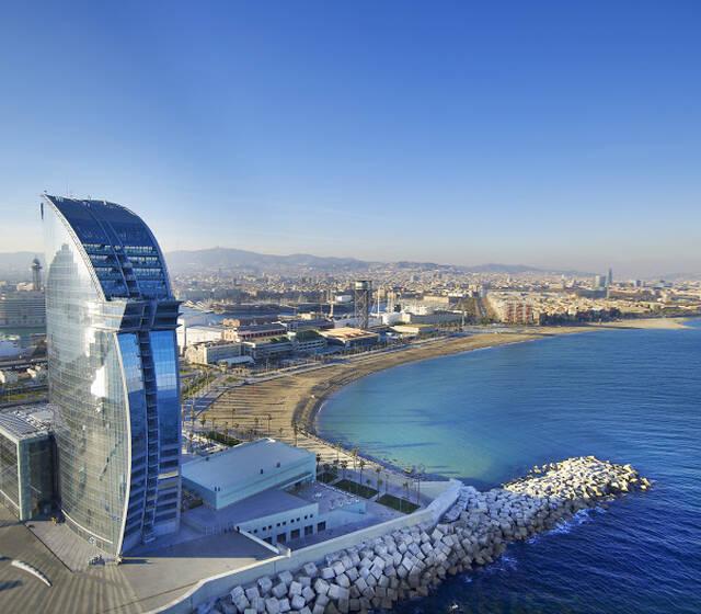 Hotel W Barcelona  Opiniones Fotos y Telfono
