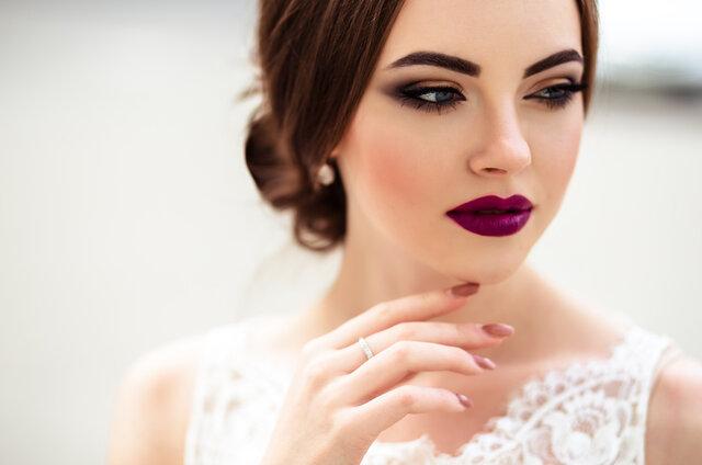 Die schnsten LippenstiftFarben fr die Braut